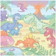 Foto tapetas Dino