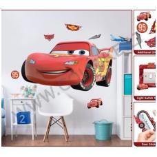 Disney Cars didelis lipdukas (Kopija)