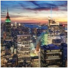 Foto tapetas New York City Slyline
