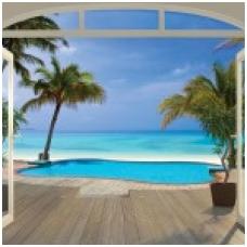 Foto tapetas Paradise Beach