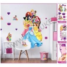 Disney Princess didelis lipdukas (Kopija) (Kopija) (Kopija)