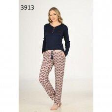 Pižama moteriška NS-3913