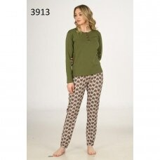 Pižama moteriška NS-3913-1