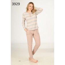 Pižama moteriška NS-3929