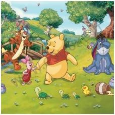 Vaikiški tapetai  Disney Winnie the Pooh