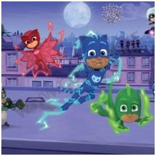 Vaikiški tapetai  PJ Masks (Pižamų herojai)