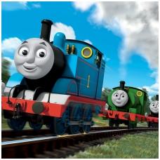 Vaikiški tapetai  Tomas ir draugai