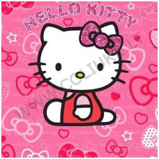 Vaikiški tapetai Hello Kitty
